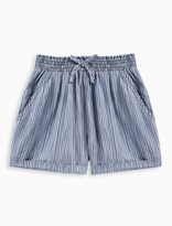 Splendid Girl Print Stripe Short