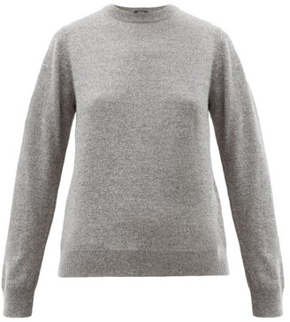 A.P.C. Nola Cashmere Sweater - Womens - Grey