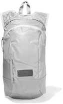 adidas by Stella McCartney Reflective Shell And Mesh Backpack - Light gray