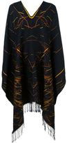 Marcelo Burlon County of Milan 'Catedral' poncho