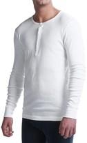 2xist Essential Henley Shirt - Long Sleeve (For Men)