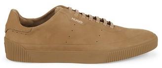 HUGO BOSS Zero Suede Tennis Sneakers