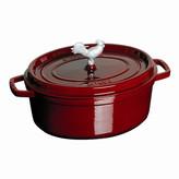Staub Coq Au Vin 5.75-qt. Cast Iron Round Dutch Oven