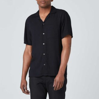 DSTLD Weekend Shirt in Black