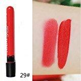Remeehi 38 Colors Waterproof Long Lasting Velvet Matte Lip Gloss Cosmetic Lipstick 29#