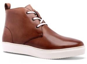 Carlos by Carlos Santana Men's Ruiz High-Top Chukka Sneakers Men's Shoes