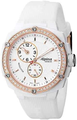 Alpina Adventure Avalanche Extreme Regulator Ceramic Automatic Diamond Watch AL-650LSSS3AEDC4