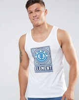 Element Tree Logo Tank