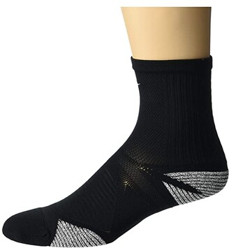 Nike Racing Socks (Black/Reflective) Low Cut Socks Shoes
