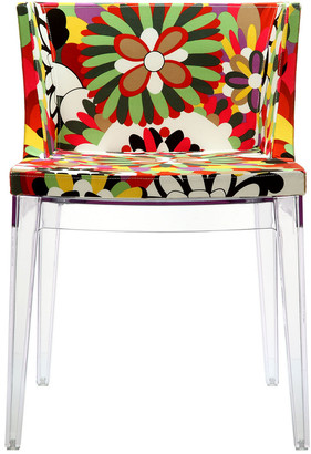 Modway Flower Dining Upholstered Fabric Side Chair
