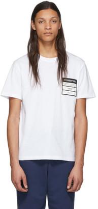 Maison Margiela White Organic Cotton Stereotype T-Shirt