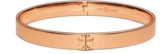 Tory Burch Kira Hinged Slim Bracelet