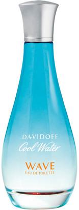 Davidoff Cool Water Woman Wave Eau de Toilette 100ml