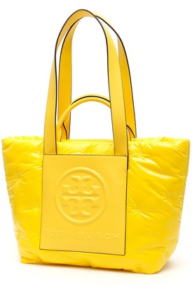 Tory Burch Perry Bombe Logo Tote Bag