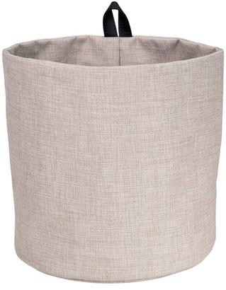 Bigso Box Of Sweden Bigso Hang Around Soft Storage Bin Linen Large
