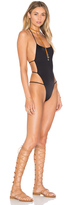 Indah Dusty Strappy One Piece