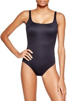 Gottex Diamond In The Rough One Piece Swimsuit
