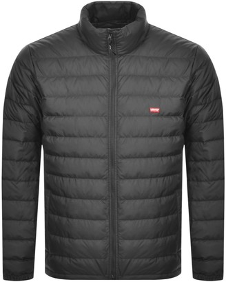 Levi's Levis Dehon Quilted Down Puffer Jacket Black