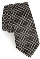 Paul Smith Men's Floral Print Skinny Tie