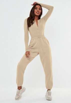 Missguided Petite Stone Oversized 90S Joggers