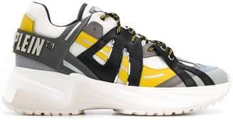 Philipp Plein embossed logo low-top sneakers