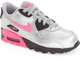 Nike 'Air Max 90' Sneaker (Toddler & Little Kid)
