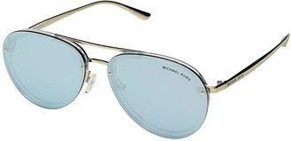 Michael Kors Abilene (Clear) Fashion Sunglasses
