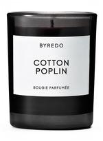 Byredo Cotton Poplin mini fragranced candle 70g