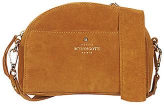 Petite Mendigote BENJI women's Shoulder Bag in Brown