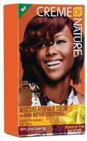 Crème of Nature Moisture Rich Hair Color C30 Rich Honey Burgundy Kit