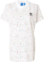 adidas speckled T-shirt