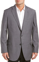 Brooks Brothers Explorer Fitzgerald Fit Wool-Blend Suit Separate Jacket