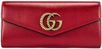 Gucci Broadway Evening Clutch in Romantic Cerise | FWRD