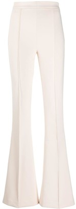 Elisabetta Franchi Flared Tailored Trousers