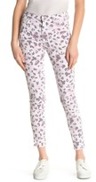 Joe's Jeans The Charlie Animal Print Ankle Jeans