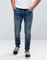 Scotch & Soda Scotch and Soda Overdye Slim Fit Jeans