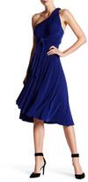 Norma Kamali Convertible Mini Dress