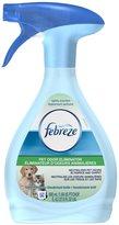 Febreze Fabric Refresher Pet Odor Eliminator