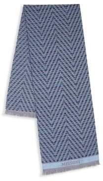 Missoni Layered Stripe Scarf