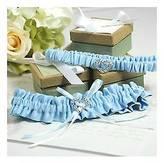 Cathy's Concepts Blue Crush Wedding Garter