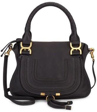 Chloé Small Marcie Leather Satchel