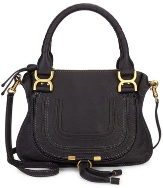 Chloé Small Marcie Leather Satchel