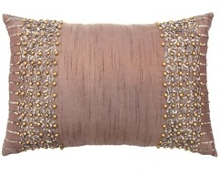 Simmons Montreal Faux Silk Decorative Pillow