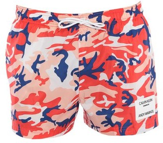 Calvin Klein x ANDY WARHOL Swim trunks