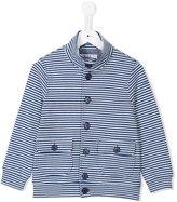 Il Gufo striped blazer - kids - Cotton/Polyamide - 4 yrs