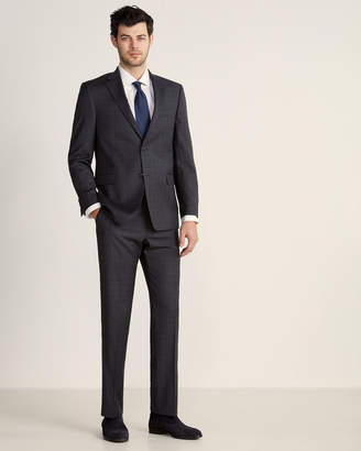 Tommy Hilfiger Two-Piece Shark with Overlay Check Suit