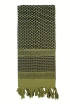 Rothco Shemagh Tactical Desert Scarf - Grey