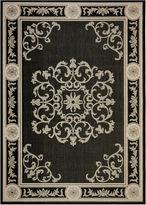 Safavieh Courtyard Medallion Delight Indoor/Outdoor Rectangular Rugs