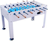 "Park & Sun Blue Sky 1100 2'5"" Indoor/Outdoor Soccer Foosball Table"