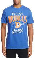 Junk Food Clothing Broncos Kickoff Crewneck Short Sleeve Tee